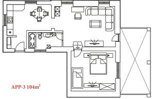 San Lorenzo Apartments, Penziony  Lovrečica - big - 31