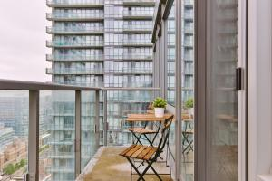 Luxury Sub-Penthouse in Downtown Toronto, Appartamenti  Toronto - big - 36