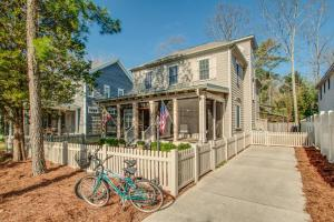 73 Park Avenue, Holiday homes  Rehoboth Beach - big - 12