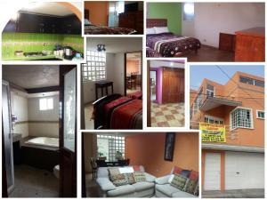 MJ Habitaciones Puebla., Pensionen  Puebla - big - 1