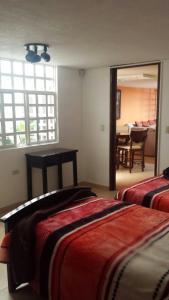 MJ Habitaciones Puebla., Guest houses  Puebla - big - 26