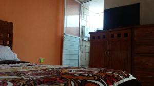 MJ Habitaciones Puebla., Guest houses  Puebla - big - 4