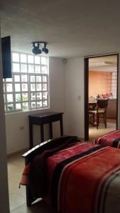 MJ Habitaciones Puebla., Guest houses  Puebla - big - 9