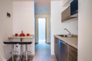 Millenium Plaza & Suites, Aparthotels  San Luis Potosí - big - 5