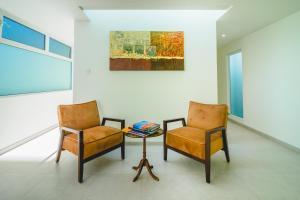 Millenium Plaza & Suites, Aparthotels  San Luis Potosí - big - 42
