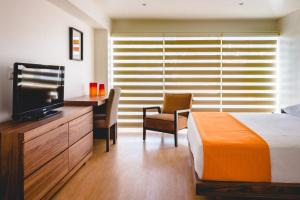 Millenium Plaza & Suites, Aparthotels  San Luis Potosí - big - 6