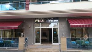 Аланья - Midi Suites