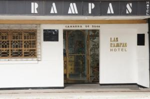 Медельин - Hotel Las Rampas