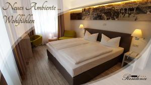 Hotel Residence, Hotels  Bad Segeberg - big - 21