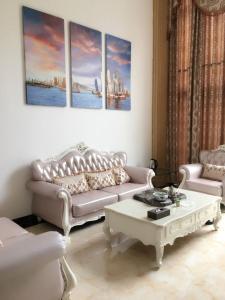 Guangzhou Fuliquan Tianxia Holiday Villa, Vily  Conghua - big - 12
