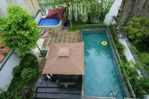 Guangzhou Fuliquan Tianxia Holiday Villa, Vily  Conghua - big - 14