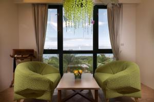 Muxia Siji Sea View Guesthouse, Privatzimmer  Yanliau - big - 3