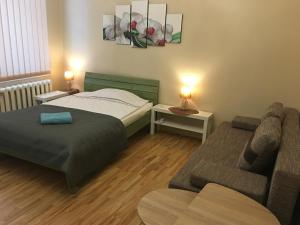 Orchid Riga Old Town Residence, Апартаменты  Рига - big - 29