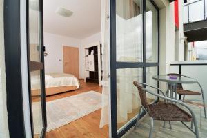 Nisa Residence, Apartments  Braşov - big - 18