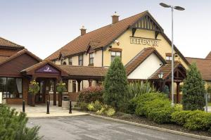 Ньюкасл-апон-Тайн - Premier Inn Newcastle - Gosforth/Cramlington