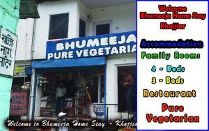 Bhumeeja Home Stay Khajjiar