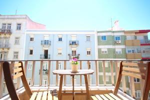 Akicity Marques Star III, Apartmanok  Lisszabon - big - 1