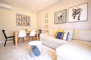 Akicity Marques Star III, Apartmanok  Lisszabon - big - 12