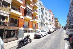 Akicity Marques Star III, Apartments  Lisbon - big - 8