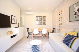 Akicity Marques Star III, Apartmanok  Lisszabon - big - 7
