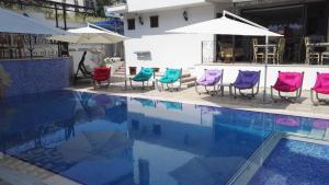 Cunda Dalyan Otel, Hotel  Cunda - big - 47