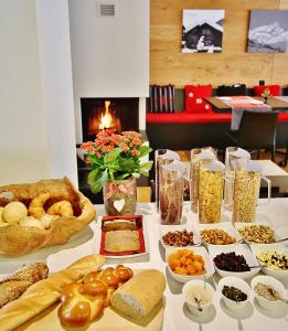 Elite Alpine Lodge - Apart & Breakfast - Hotel - Saas-Fee