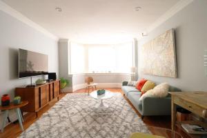 Luxury 2BR in Haight Ashbury Dist, Apartmanok  San Francisco - big - 11