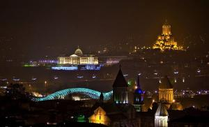 Host Georgia 6, Apartmány  Tbilisi City - big - 1