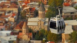 Host Georgia 6, Apartmány  Tbilisi City - big - 20