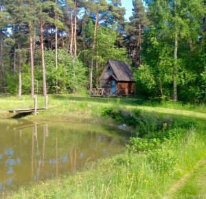 Alva Stugby, Dovolenkové parky  Hemse - big - 12