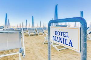 Hotel Manila, Hotely  Lido di Jesolo - big - 55