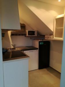 Appartamenti Elena, Апартаменты  Аббадия Лариана - big - 10
