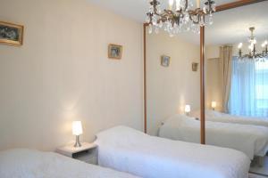 Spacieux 2 pièces traversant, ADL RIVIERA, Apartmány  Cannes - big - 20