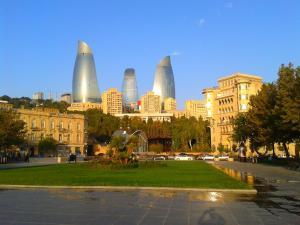 Апартаменты Family - 28 Mall, Баку