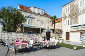 4 star pension Guesthouse Mimbelli Orebić Croatia