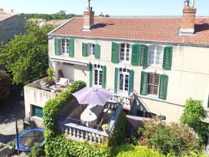 Chambre @ Maison Saint Jules