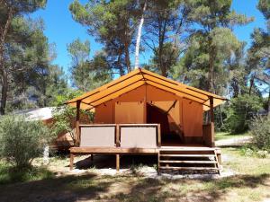 Camping du Garlaban