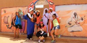 Riad Desert Camel, Hotels  Merzouga - big - 124