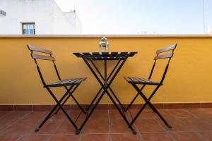 Áticos Soho GrupalMalaga, Апартаменты  Малага - big - 45