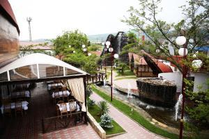 Hotel-Villa Oazis, Szállodák  Gyerbent - big - 10