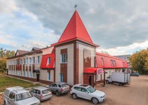 Йошкар-Ола - Hotel First Train