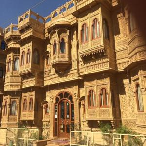 Hotel Royal Haveli, Hotels  Jaisalmer - big - 77