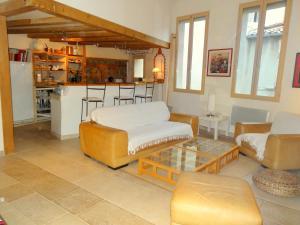 ostellerie del capel roge, Apartments  Montpellier - big - 12