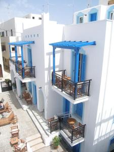 Pension Irene 2, Aparthotels  Naxos Chora - big - 77