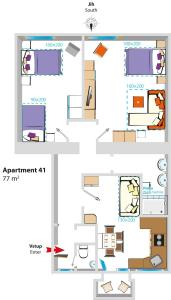Apartmány SKLEP, Apartments  Prague - big - 25