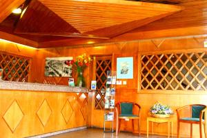 Hotel Miraneve, Hotels  Vila Real - big - 42