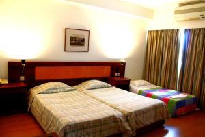 Hotel Miraneve, Отели  Вила-Реал - big - 6