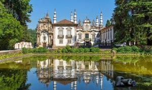 Hotel Miraneve, Hotels  Vila Real - big - 24