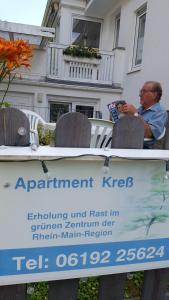 Apartment Kreß, Ferienwohnungen  Hofheim am Taunus - big - 1