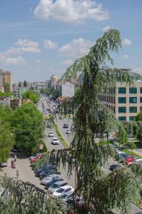 Danvisual Apartment 4, Apartmány  Novi Sad - big - 7